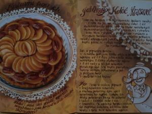 Jablkový koláč Krasavec